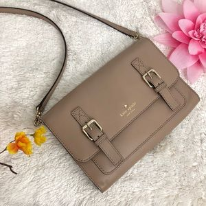 🌸OFFERS?🌸Kate Spade Leather Nude 2in1 Crossbody
